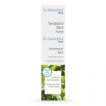 Tandpasta Mint Forte, 75 ml + Mondwater Salie, 100 ml (Limited Edition)