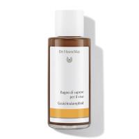 Dr.Hauschka Gezichtsdampbad, opent de poriën, bij onzuivere huid, puistjes en mee-eters