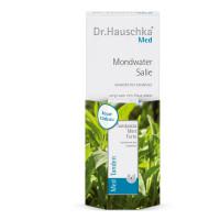 Dr. Hauschka Mondwater Salie - mondspoeling die ontstekingen helpt te voorkomen
