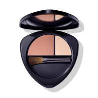 Tweekleurige rouge - Blush Duo Dr. Hauschka make-up