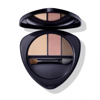 Dr.Hauschka Eyeshadow Trio Palet 02
