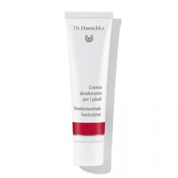 Dr.Hauschka Deodoriserende Voetcrème - voetcrèmedeodorant tegen zweetvoeten, zonder aluminiumzout