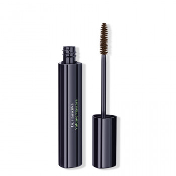 Dr. Hauschka Volume Mascara 02 brown - bruine volumemascara