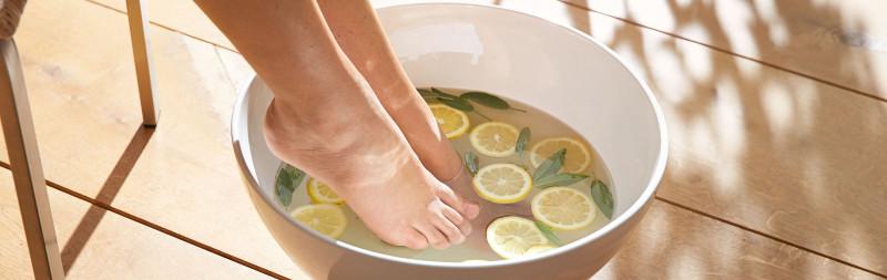 Dr.Hauschka: totale huidverzorging begint bij de voeten