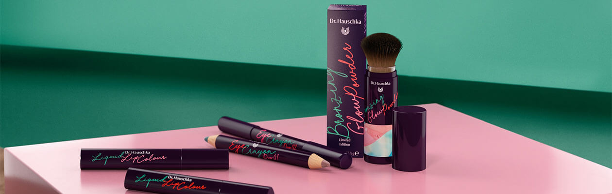 Nieuw-Dr. Hauschka High Spirits Limited Edition Make-up