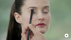 Dr. Hauschka Tutorial: Elegante eyeliner